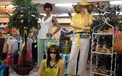Consignment stores