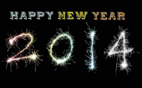 New Year's Resolutions – 2014
