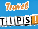 A few great travel tips