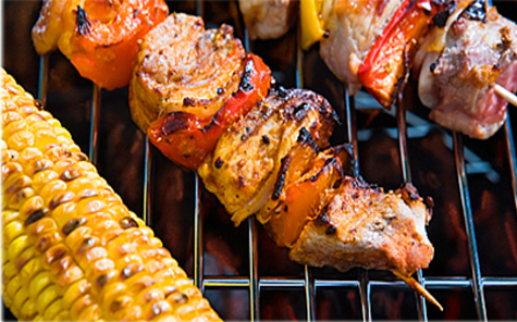 Favorite new barbecue items