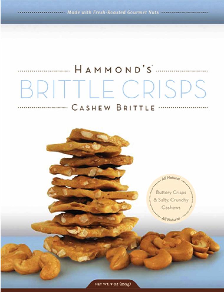 Hammond S Old Fashioned Peanut Brittle