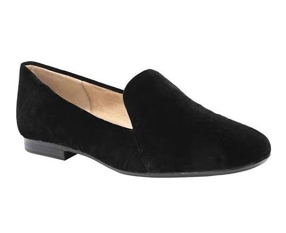 velvet smoking slipper