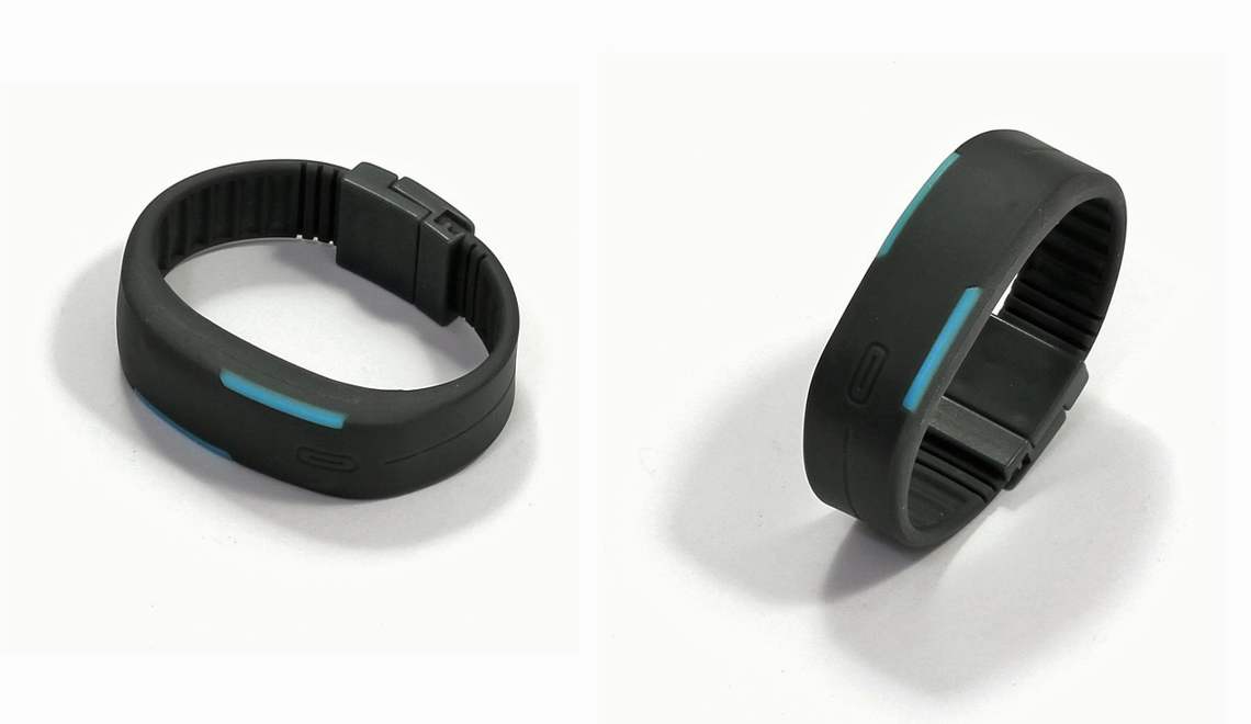Hacking fitness trackers