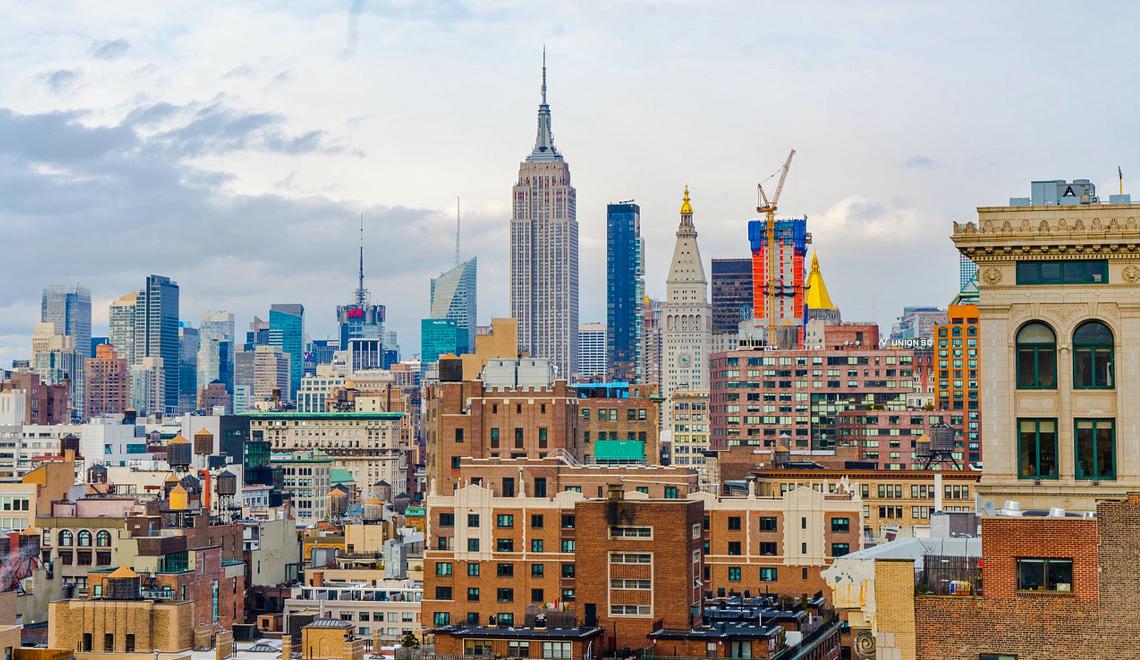 NonStop Metropolis - New York City