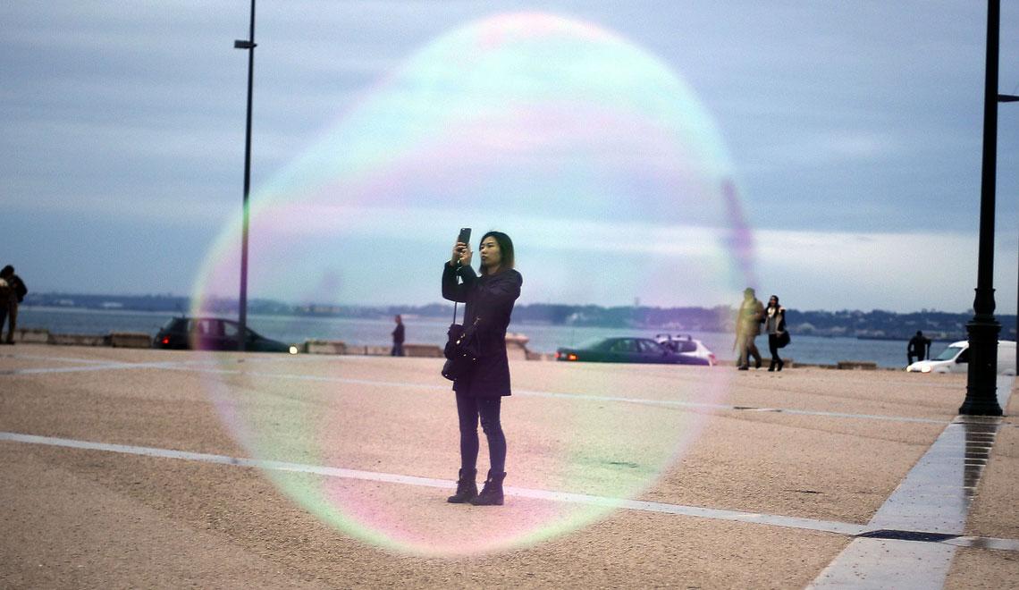 Bursting Filter Bubbles