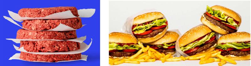 future hamburgers