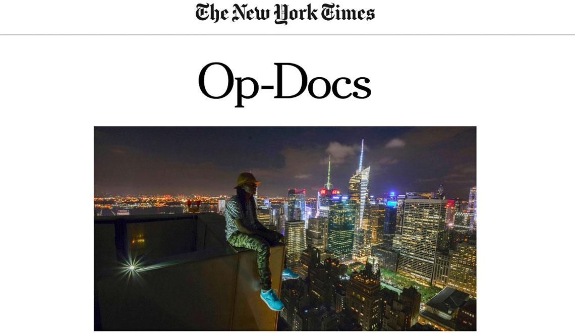 New York Times Op-Docs