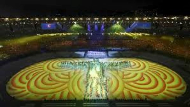 Best of Brazil for the closing ceremony 2016 Summer Games Tarsila do Amaral