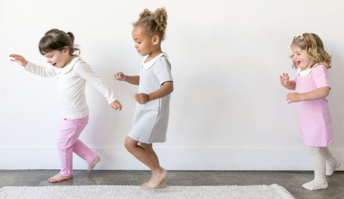 classic clothes for modern kids