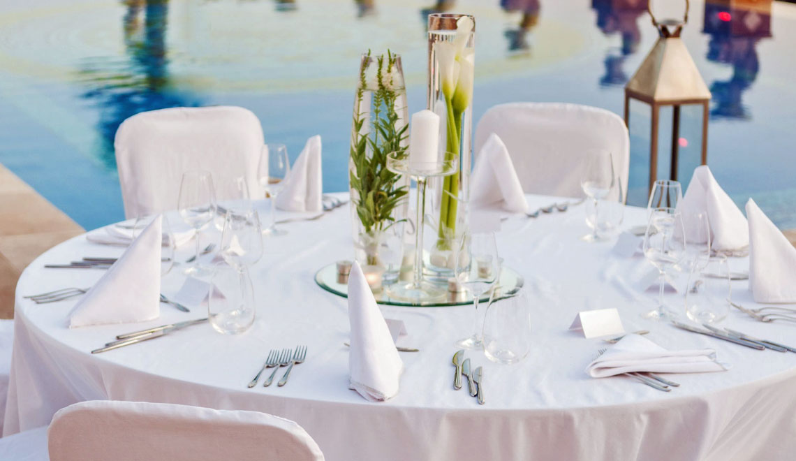 perfect tablecloths