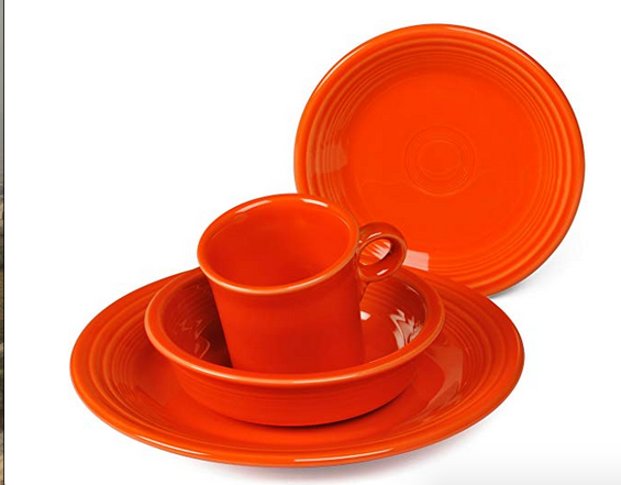 new dishes fiestaware