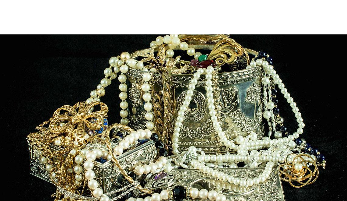 take care of jewelry