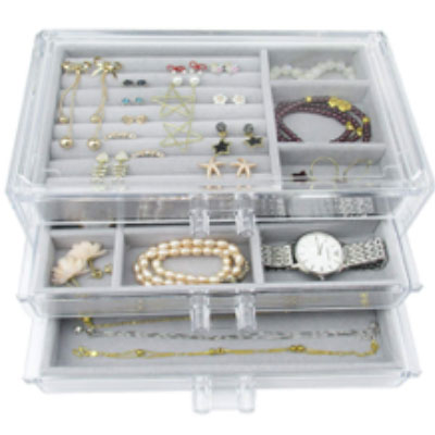 taking care of jewelry case