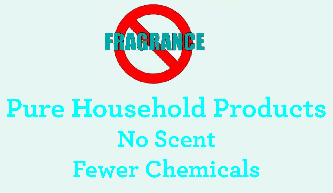 Healthy Household Cleaners