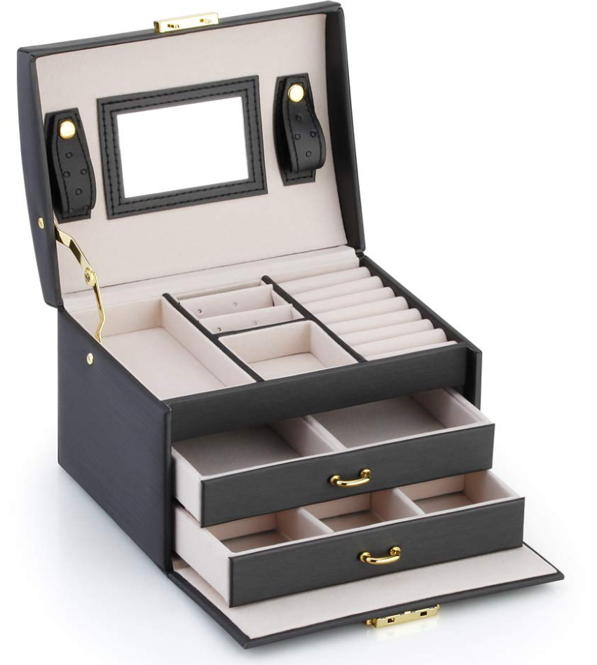 taking care of jewelry travel case