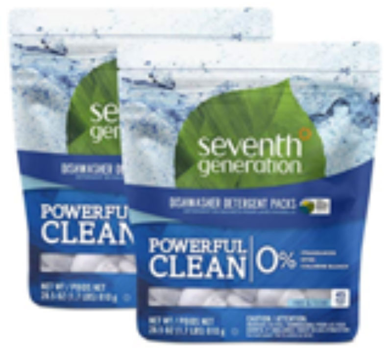 healthy household clean Seventh Generation