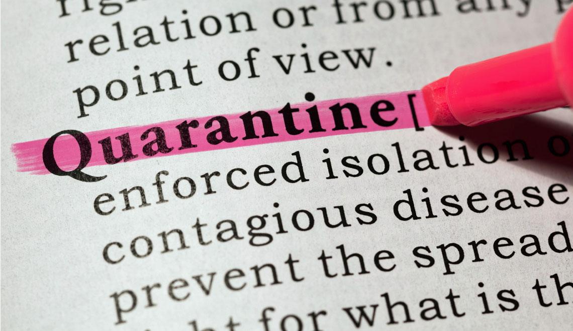 quarantine definition