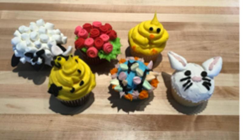 decorating cupcakes for quarantine entertainment #7
