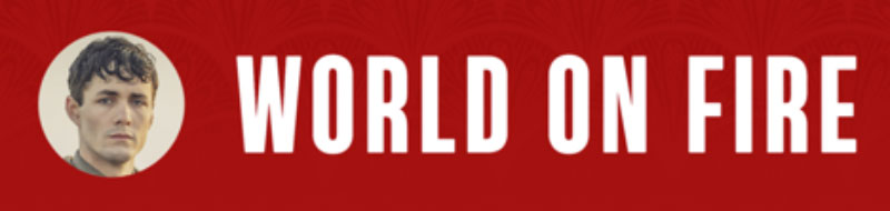 Quarantine #7 World on Fire