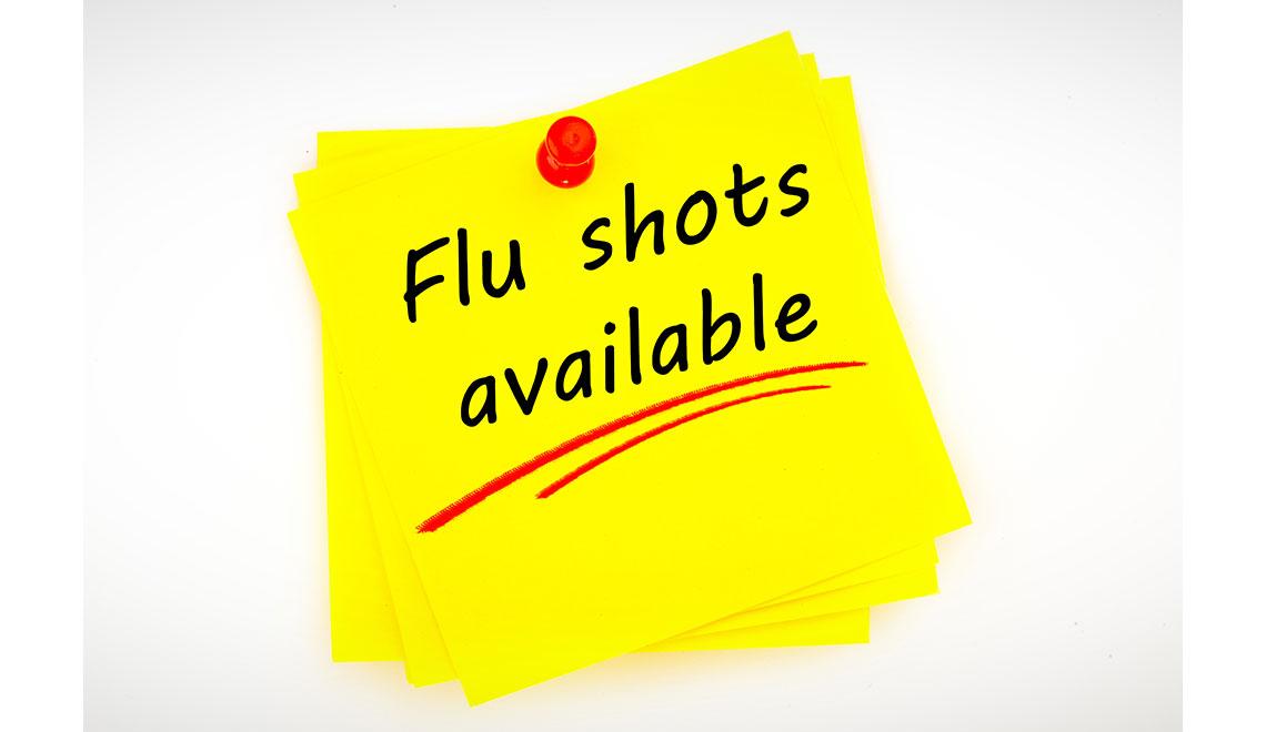 Flu shots for 2020-2021?