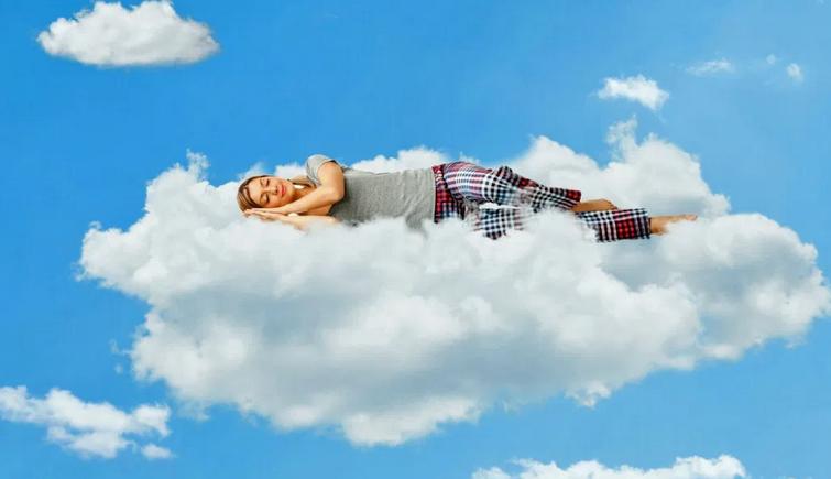Falling asleep for health