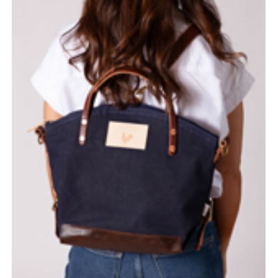 Cutomizable backpack