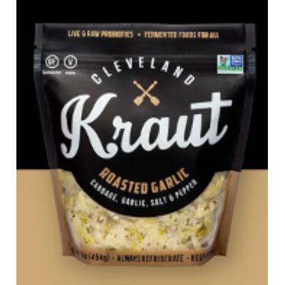 Food Trends Roasted Garlic Kraut