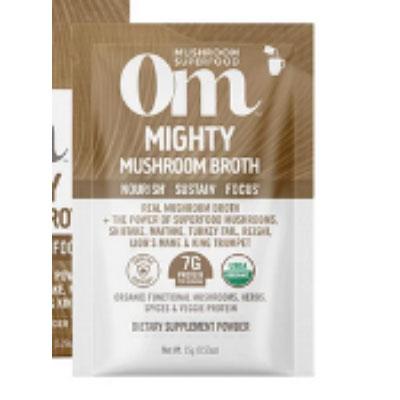 Food Trending Mighty Mushroom Broth