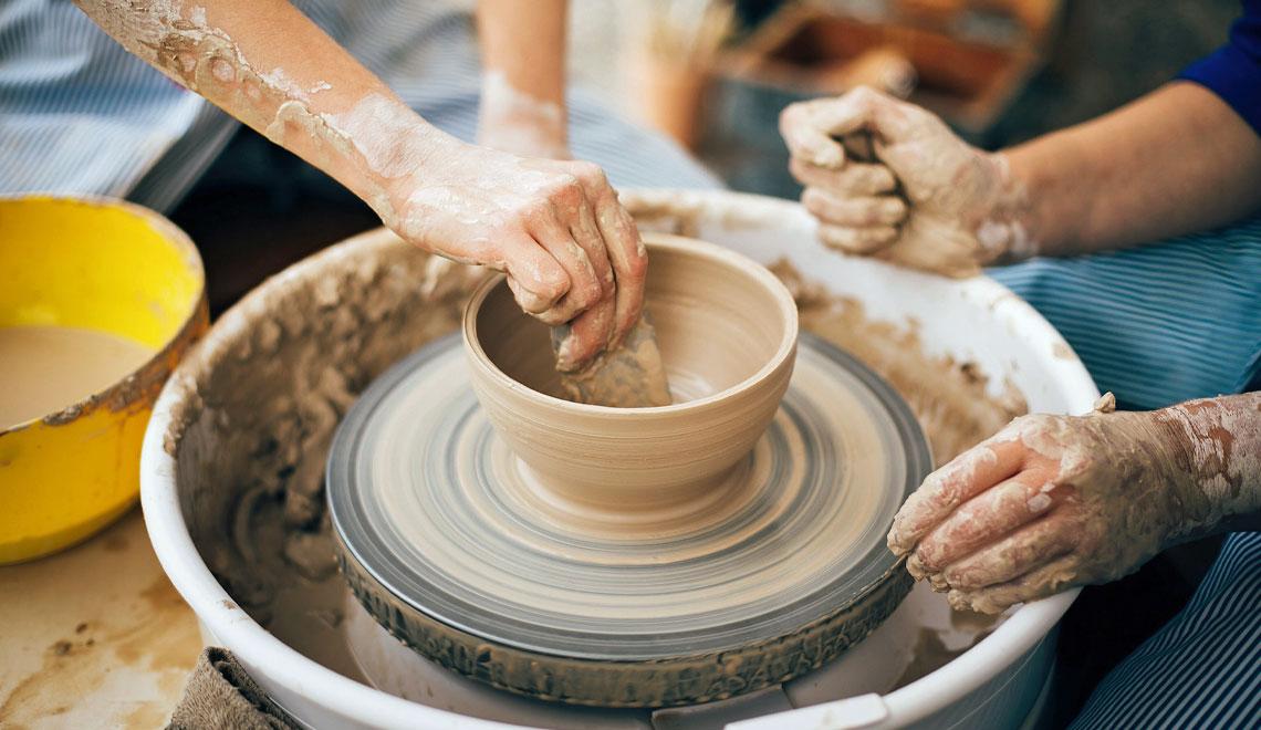 Ceramic/Pottery Craftspeople