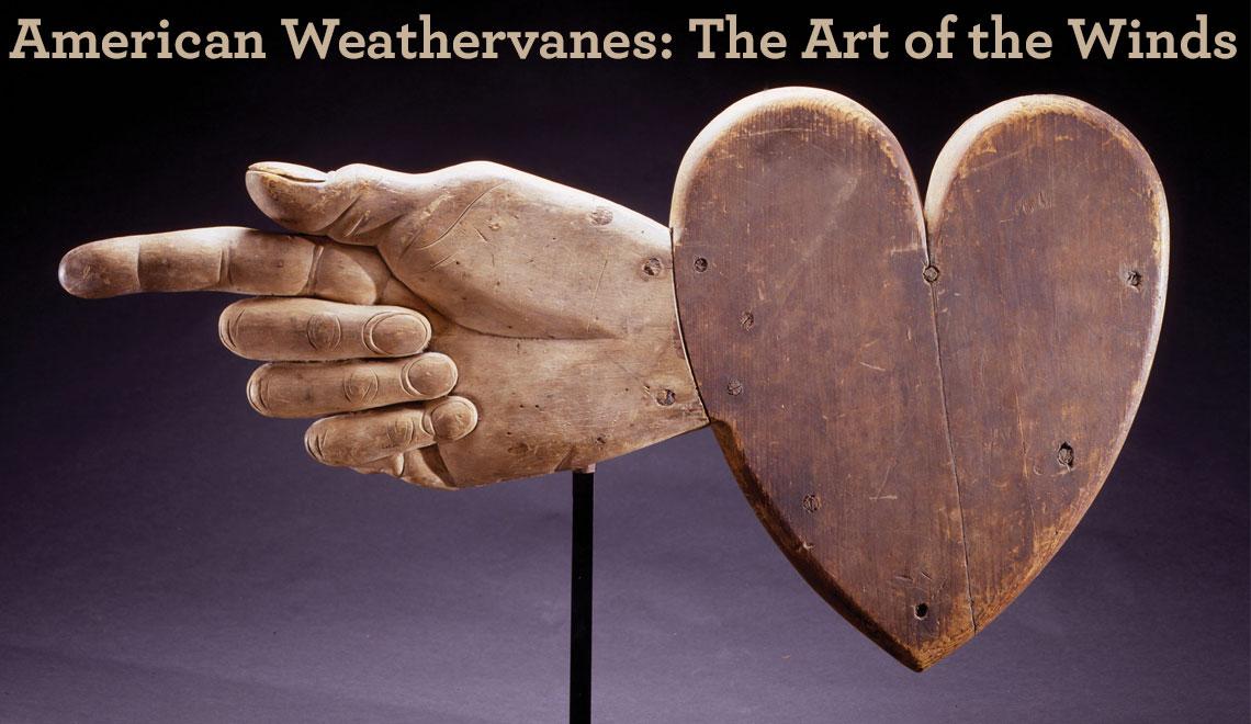 Historic weathervanes